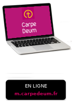 Carpedeum sur site mobile